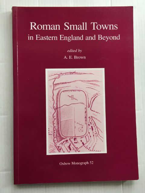 Image for Roman Small Towns in Eastern England and Beyond :
