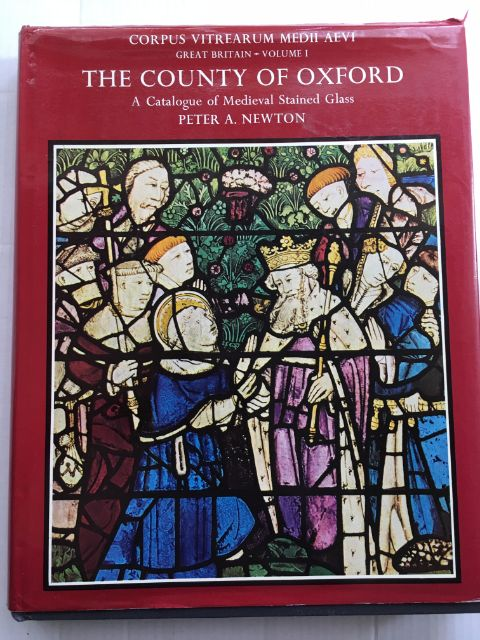 Image for The County of Oxford :A Catalogue of Medieval Stained Glass