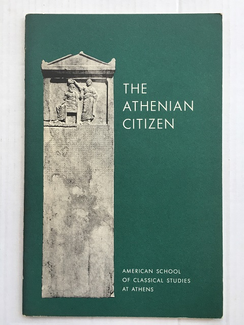Image for The Athenian Citizen :