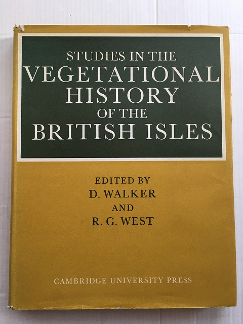 Image for Studies in the Vegetational History of the British Isles :Essays in Honour of Harry Godwin