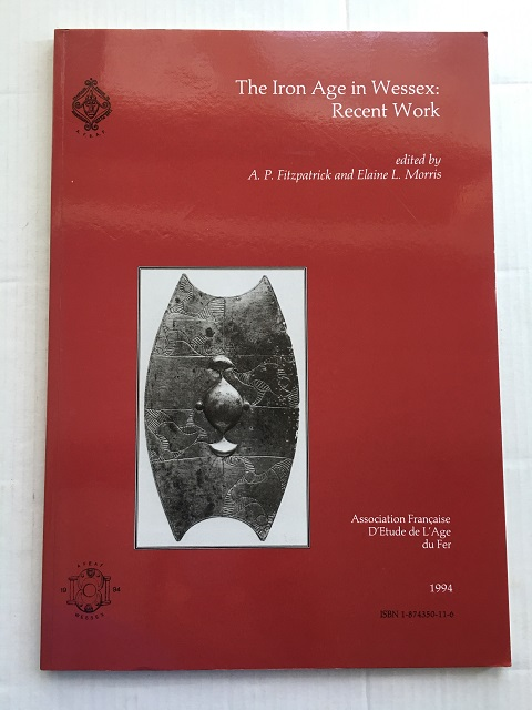 Image for The Iron Age in Wessex :Recent Work