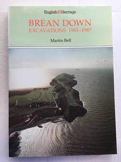 Brean Down :Excavations 1983-1987