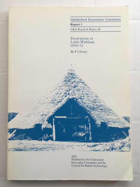 Image for Excavations at Little Waltham 1970-71 :Chelmsford Excavation Committee Report 1