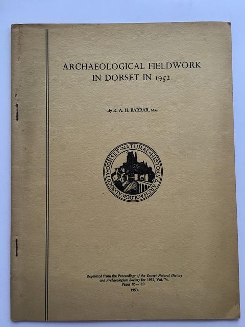 Archaeological Fieldwork in Dorset in 1952 :