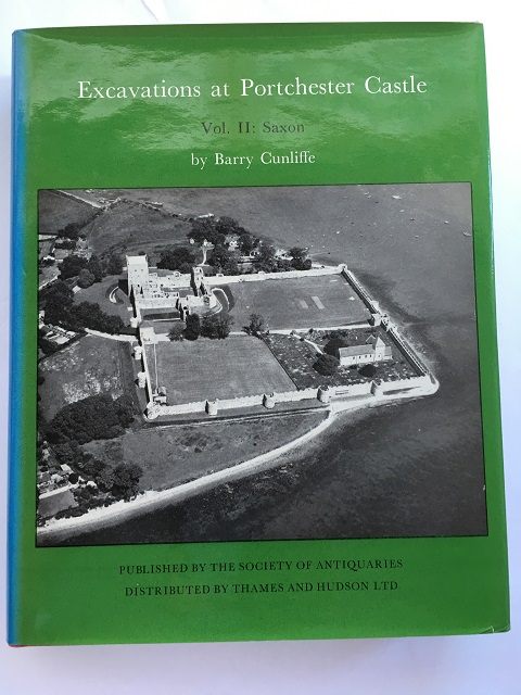 Image for Excavations at Portchester Castle :Vol. II : Saxon, Reports of the Research Committee No. XXXIII