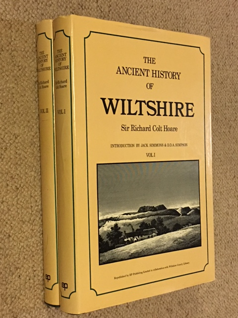 Image for The Ancient History of Wiltshire :Vol. I & II