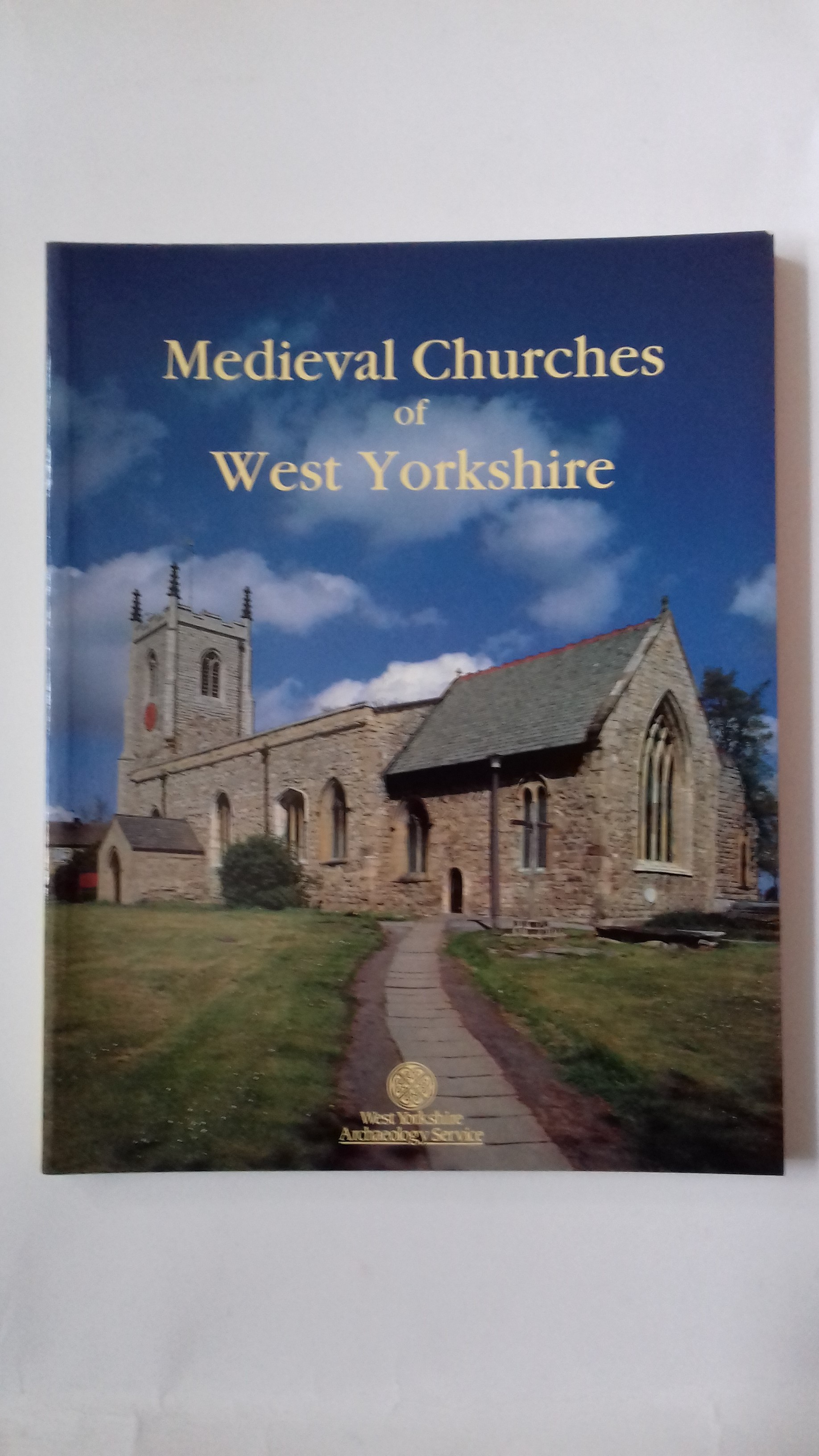 Image for Medieval churches of West Yorkshire :