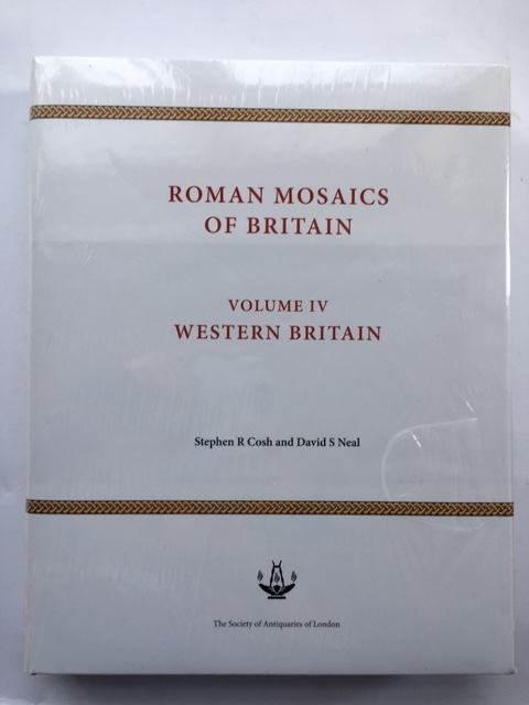 Image for Roman Mosaics of Britain :Volume IV: Western Britain