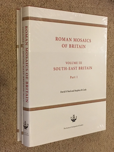 Image for Roman Mosaics of Britain :Volume III: South-East Britain, Part 1 & 2