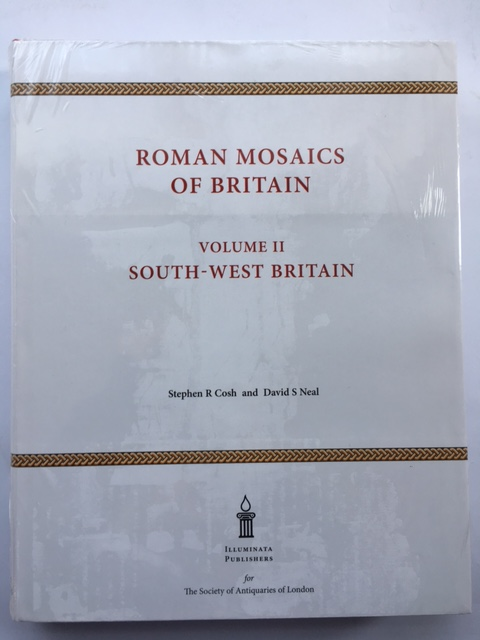 Image for Roman Mosaics of Britain :Volume II: South-West Britain
