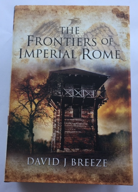 Image for The Frontiers of Imperial Rome :