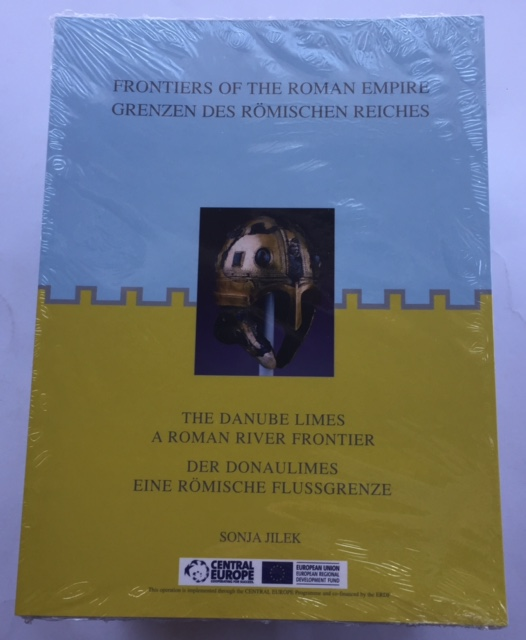 Image for Frontiers of the Roman Empire :The Danube Limes, A Roman River Frontier