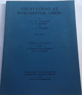 Image for Excavations at Dorchester, Oxon. :Sites I, II, IV, V, and VI