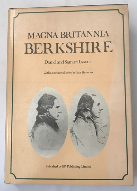 Image for Magna Britannia: Berkshire (Classical county histories) :
