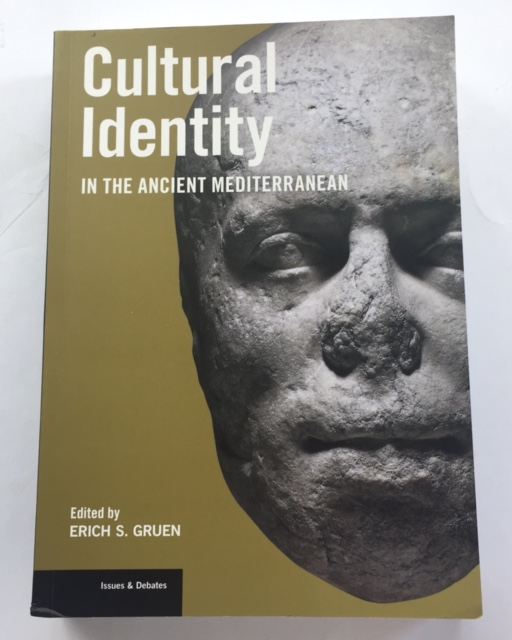 Image for Cultural Identity :In the ancient mediterranean