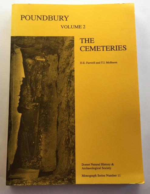 Image for Excavations at Poundbury 1966-80 :Volume II: The Cemeteries