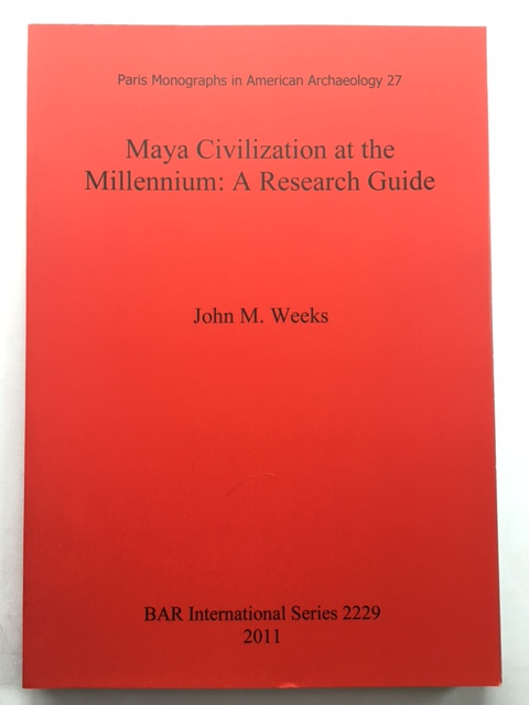 Image for Maya Civilization at the Millenium :A Research Guide