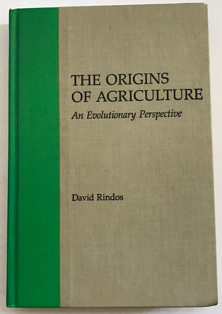 Image for Origins of Agriculture :An Evolutionary Perspective