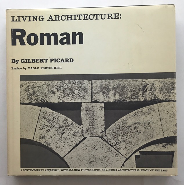 Image for Living architecture: Roman :