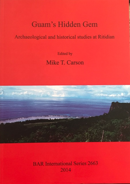 Image for Guam's Hidden Gem :Archaeological and historical studies at Ritidian (BAR International Series)