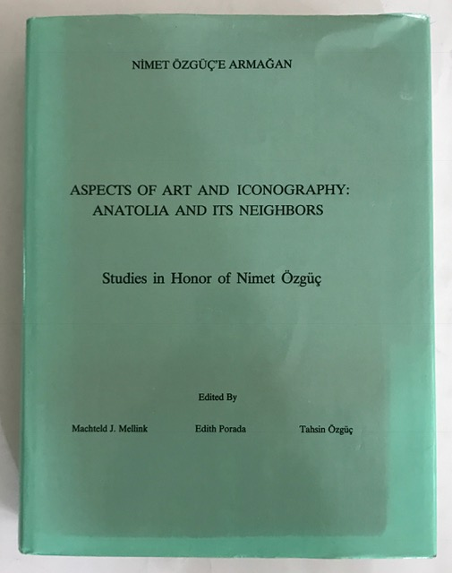 Image for Aspects of Art and Iconography :Anatolia and its Neighbors