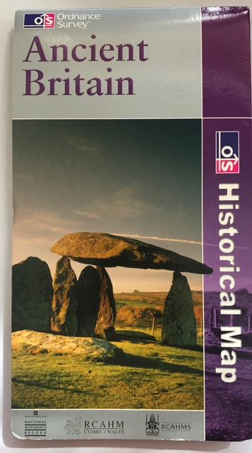 Image for Ancient Britain :South Sheet Edition C Scale 1:625 000