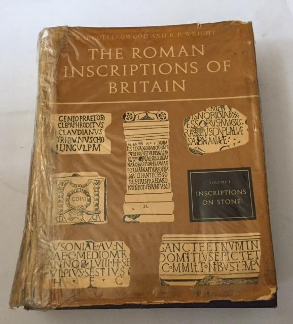 The Roman Inscriptions of Britain: Inscriptions on Stone v. 1 :