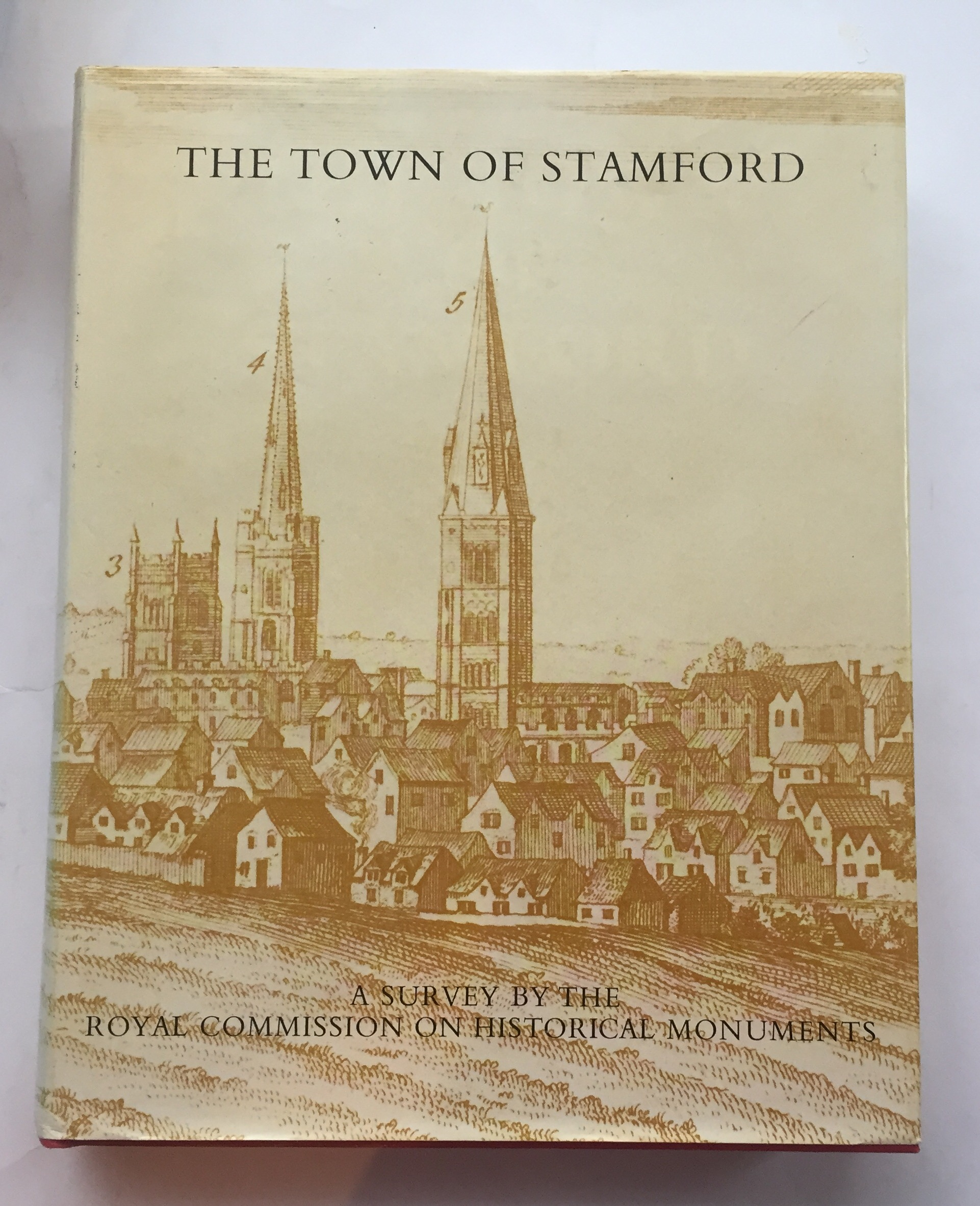 Image for An Inventory of Historical Monuments in The Town of Stamford :