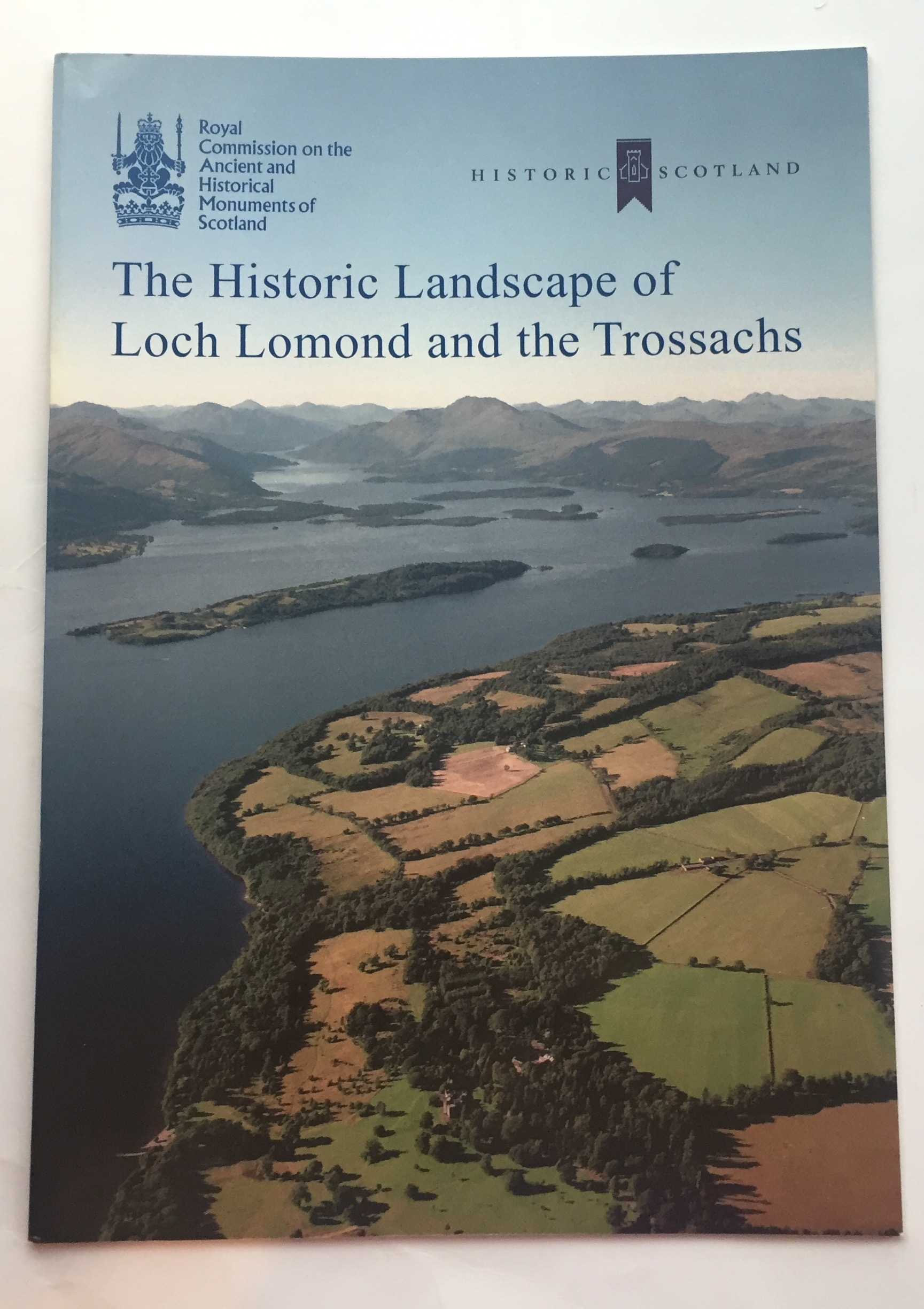Image for The Historic Landscape of Loch Lomond and the Trossachs :