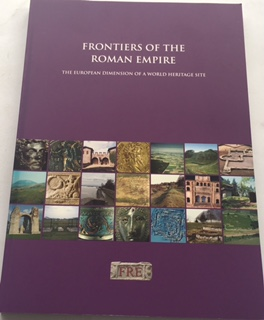 Image for Frontiers of the Roman Empire :The European Dimension of a World Heritage Site
