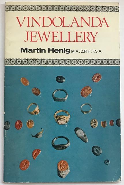 Vindolanda Jewellery :