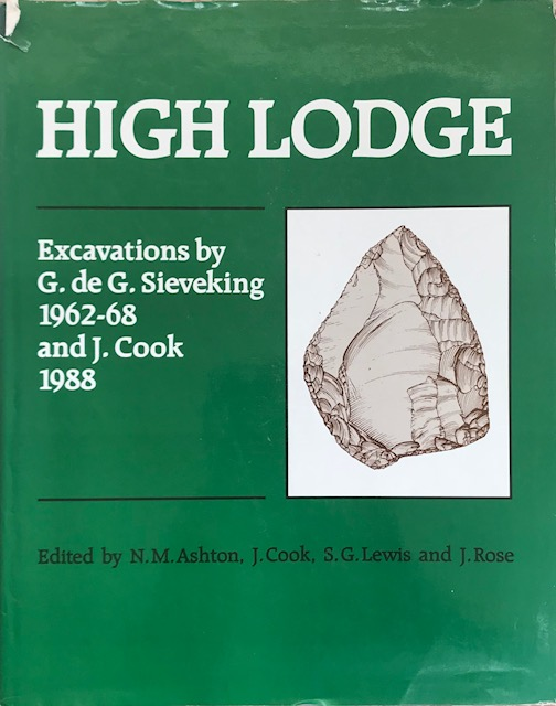 Image for High Lodge :Excavations by G. de G. Sieveking, 1962-8, and J. Cook, 1988