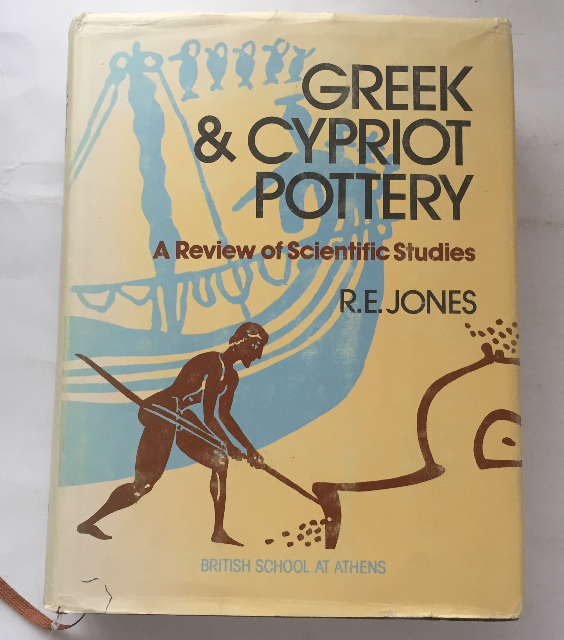 Image for Greek and Cypriot Pottery, :A Review of Scientific Studies