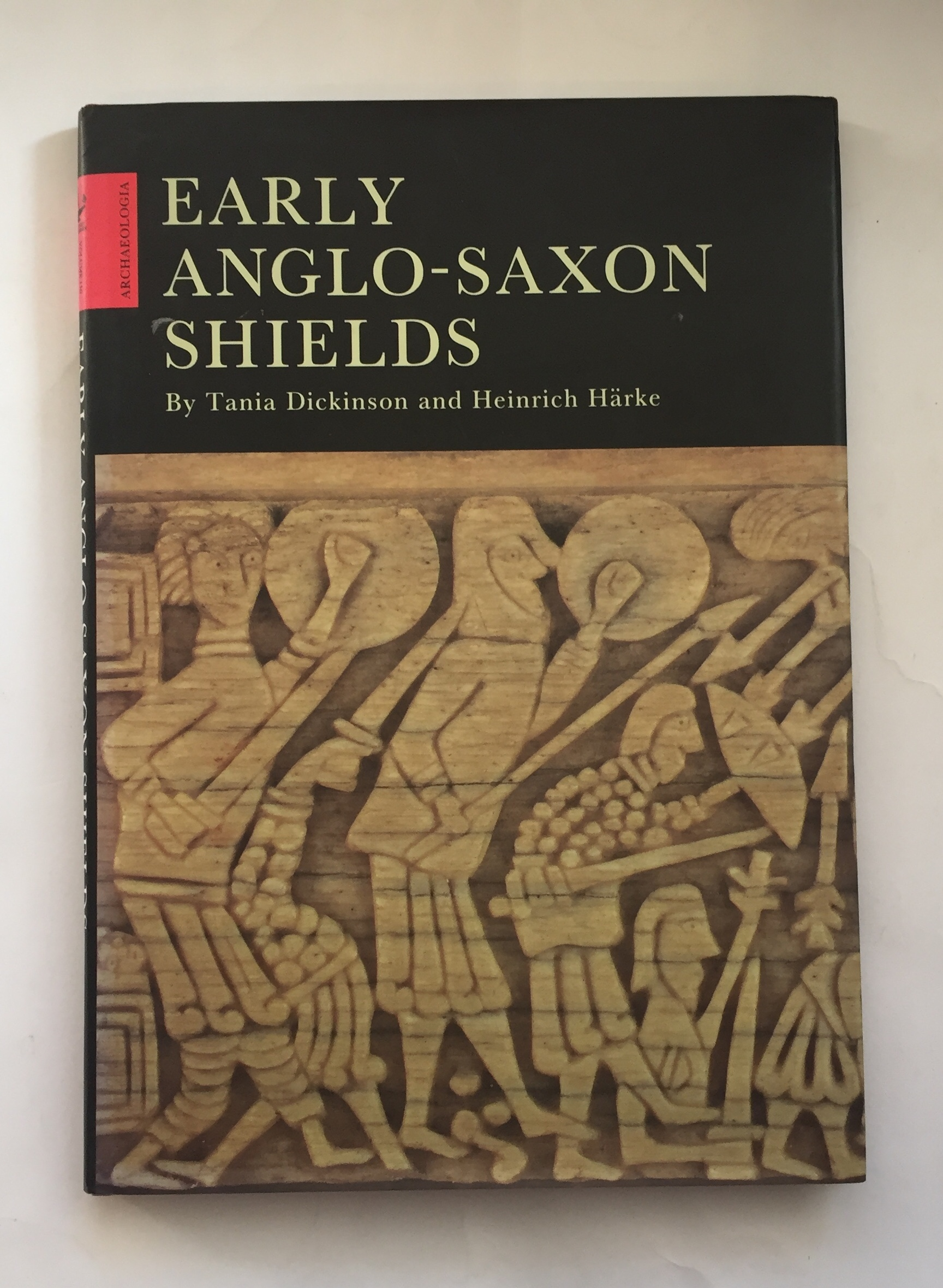 Image for Early Anglo-Saxon Shields :