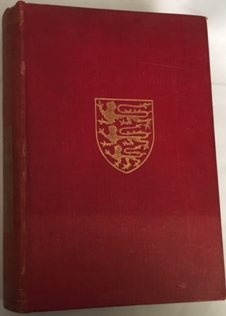 Image for The Victoria History of the Counties of England :Sussex, Volume I