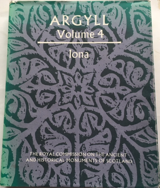 Image for Argyll Volume 4 :Iona
