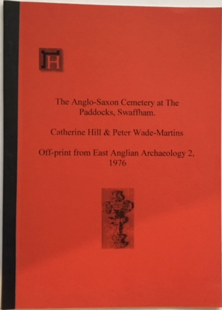 Image for The Anglo-Saxon Cemetary at The Paddocks, Swaffham :
