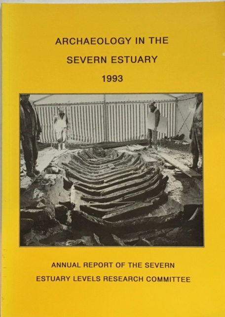 Image for Archaeology in the Severn Estuary 1993 :Annual Report of the Severn Estuary Levels Research Committee