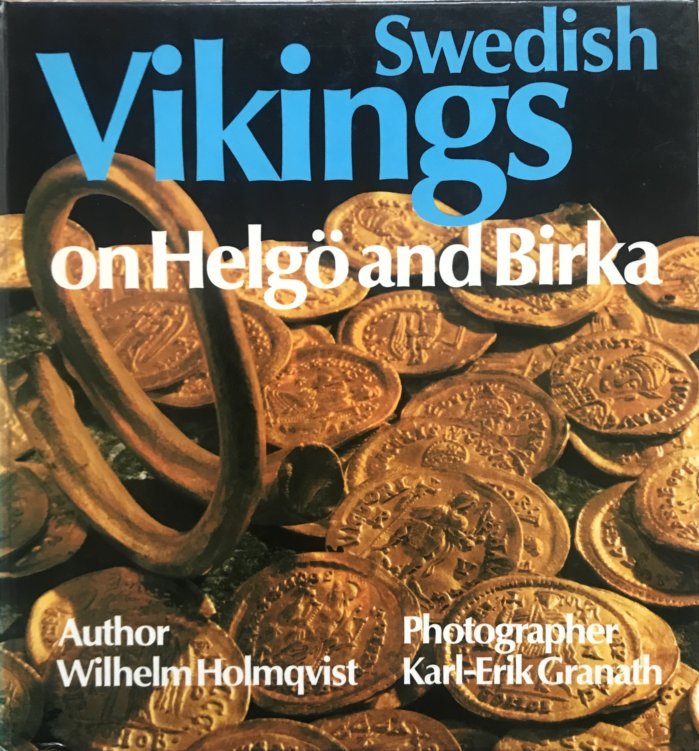 Image for Swedish Vikings on Helgo Birka :