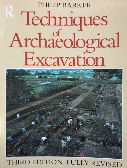 Image for Techniques of Archaeological Excavation :