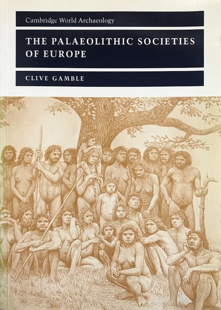 Image for The Palaeolithic Societies of Europe :