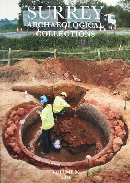 Image for Surrey Archaeological Collections, Vol 98 :