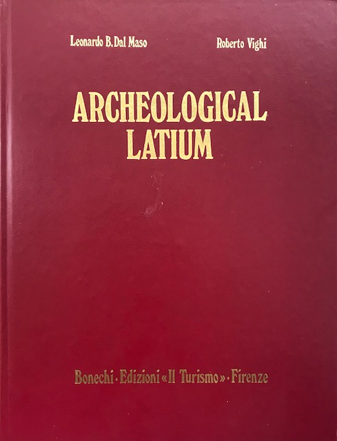Image for Archeological Latium :