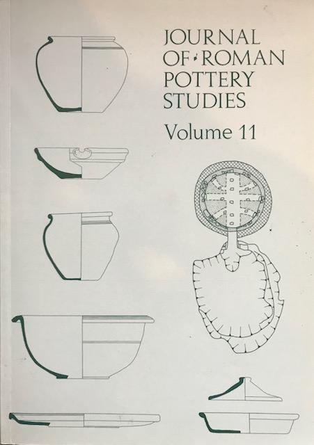 Journal of Roman Pottery Studies Vol 11 :