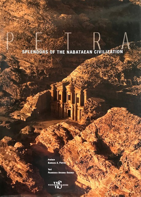 Image for Petra Splendours Of The Nabataean Civilization :