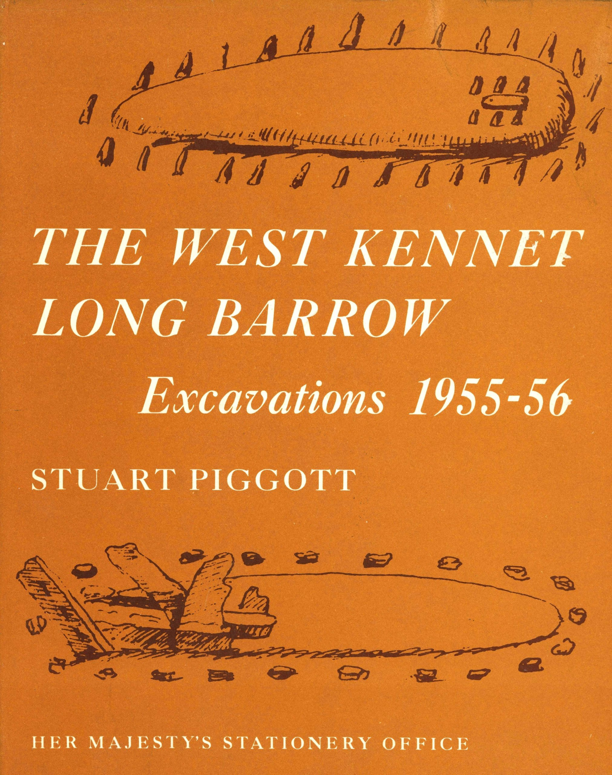 Image for The West Kennet Long Barrow :Excavations 1955-56 (Ministry of Works Archaeology Reports No. 4)