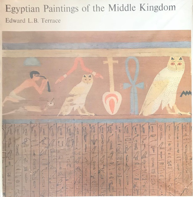 Image for Egyptian Paintings of the Middle Kingdom :