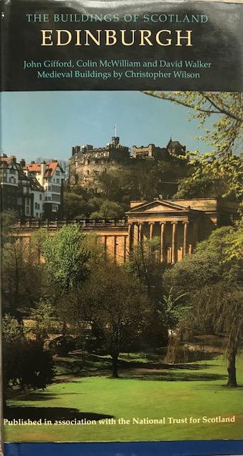 Edinburgh :Pevsners Buildings of Scotland/Britain