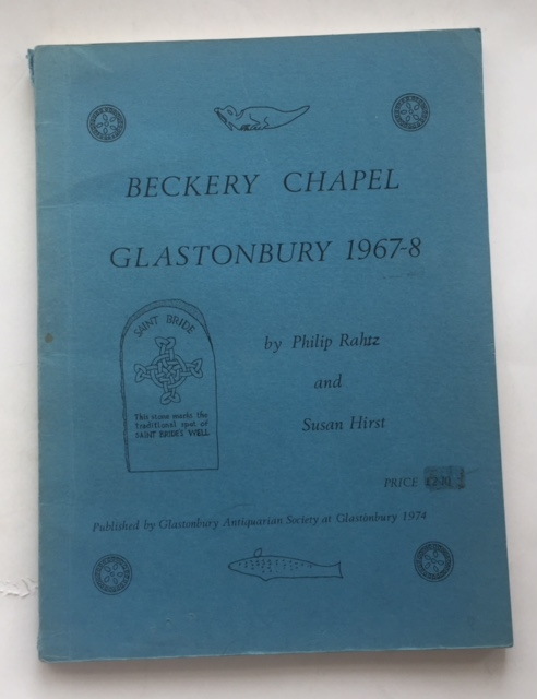 Image for Beckery Chapel, Glastonbury, 1967-8 :