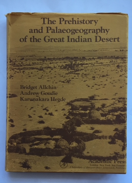 Image for The Prehistory and Palaeogeography of the Great Indian Desert :